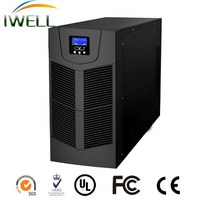 IWELL CT Series single phase pure sine wave 10KVA Telecommunications Application online UPS