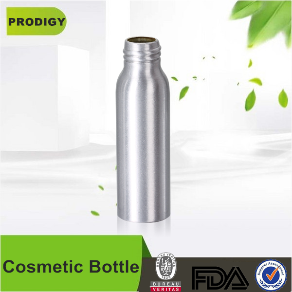 60 ml 120 ml 500 ml empty aluminum spray bottle silver metal bottles with atomizer cap