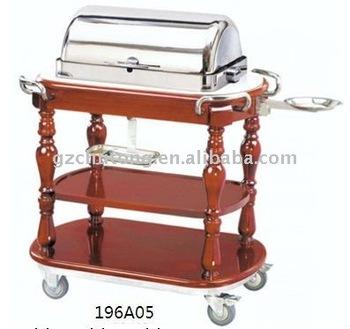 Luxury Buffet Dining Trolley/cart