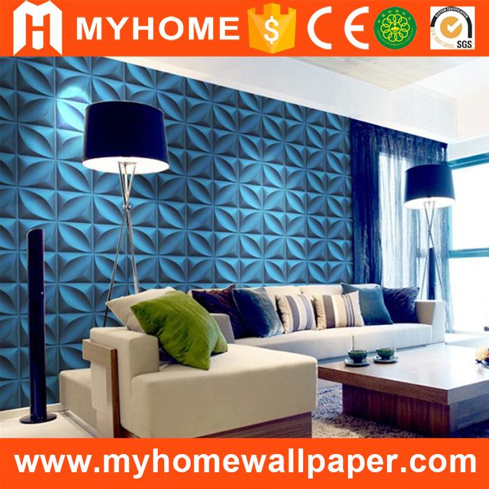 moderne int rieur panneau mural d coratif 3d rev tement mural pvc panneau mural pour la. Black Bedroom Furniture Sets. Home Design Ideas