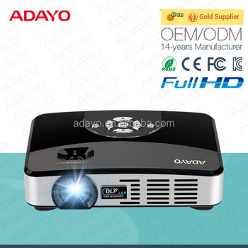 Dlp full hd small projector mini iphone projector with for Smallest full hd projector