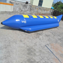 CE and UL Certification PVC / TPU / HYPALON Hull Material 6Person Rib Boat