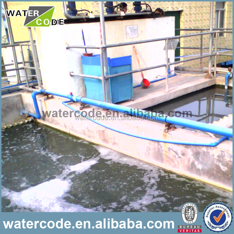 High Quality Electrocoagulation Wastewater Treatment for Power Plant
