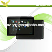 Zhixingsheng 2013 cheap china 4GB capacitive tv shenzhen all winner a13 1.2ghz 7 inch touch screen android 4 Q88