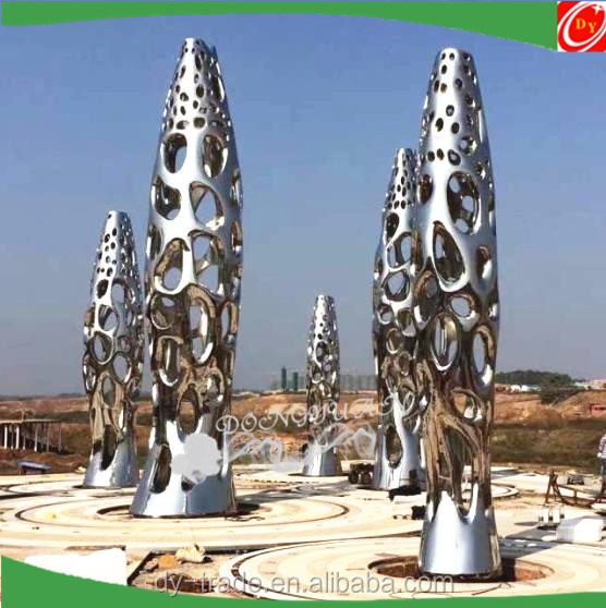 Abstract Contemporary or Modern Large Public Art sculpture Statues statuary