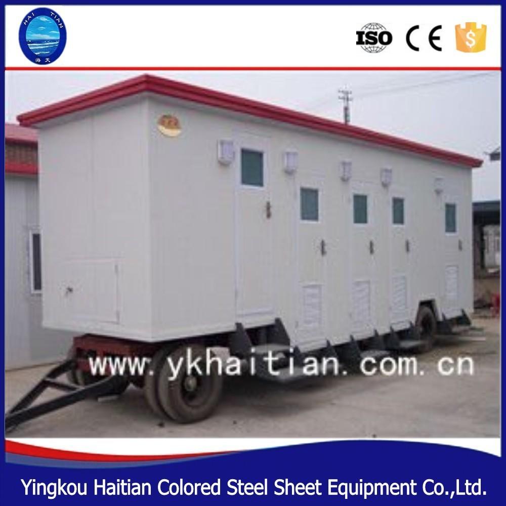 Cocina modular de contenedores casas prefabricadas de - Casas prefabricadas con ruedas ...