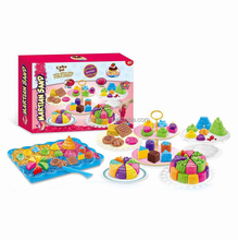 Children 3D magic sand Toys with a lot of moulds and different colors