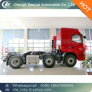 IVECO 6*4 500hp Truck Tractor for sale