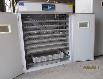 xch-1232 eggs incubator New 1232 Eggs Digital Incubator Chicken Duck Goose high rate high quality egg Incubator