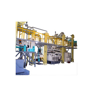 5ZT 3T 5T 10T 15T/H Quino Seed Cleaning Sorrting Processing line