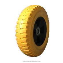 2.50-4 Small pneumatic tyre with rim made in China 200x50 tire