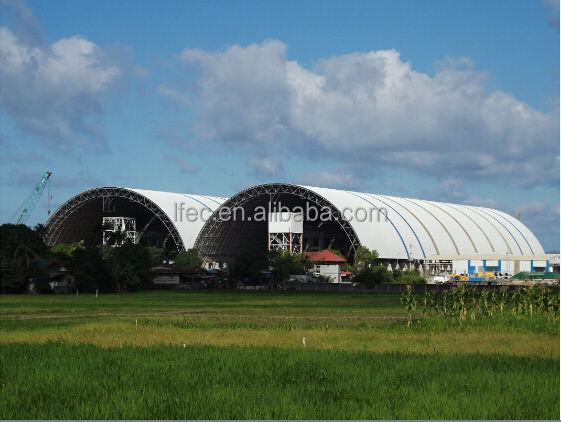 2016 New Style Anti-rust Light Steel Shed for Sale