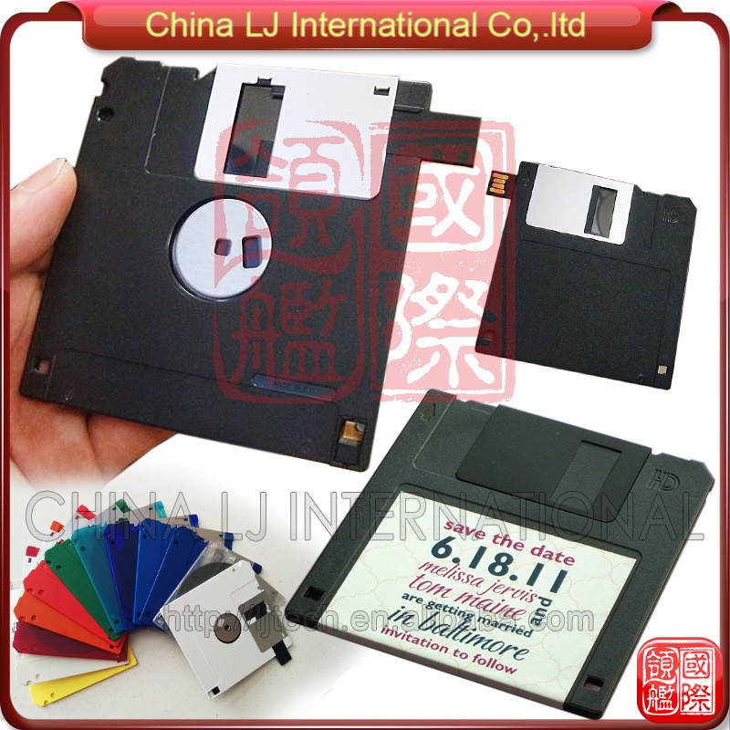 Nostalgic Floppy Disk Usb Drive Promotional Gift Classic 3.5 Inch ...
