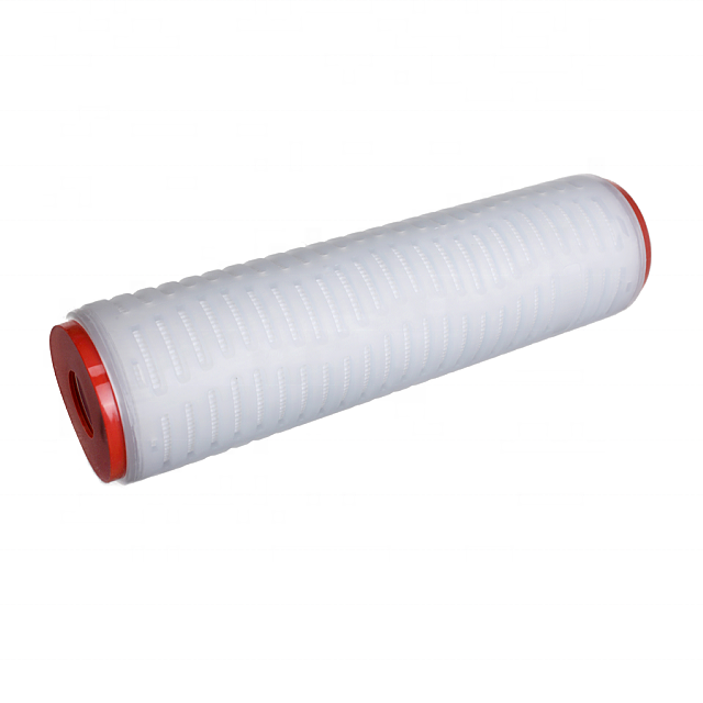 TS Filter supply 0.1 micron PP membrane filter cartridge for water wine beer alcohol oil liquid <strong>filtration</strong> with DOE connection