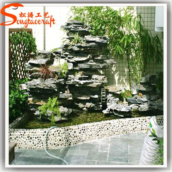 2015 China Manufacture Supplier Durable Rockery Landscaping Alate ...