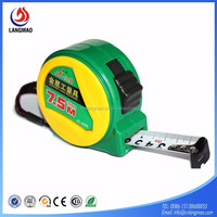 Power return new design adhesive steel measuring tape