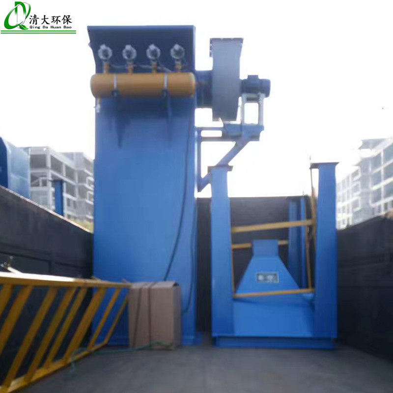 high efficient Cement Industry Bag Pulse Dust Filters collector
