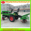 low price agriculture machinery diesel engine four wheel small tractor ,farm tools and equipment and their uses