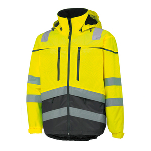 2015 men safety work uniform/ reflective men work wear, jackets uniform design