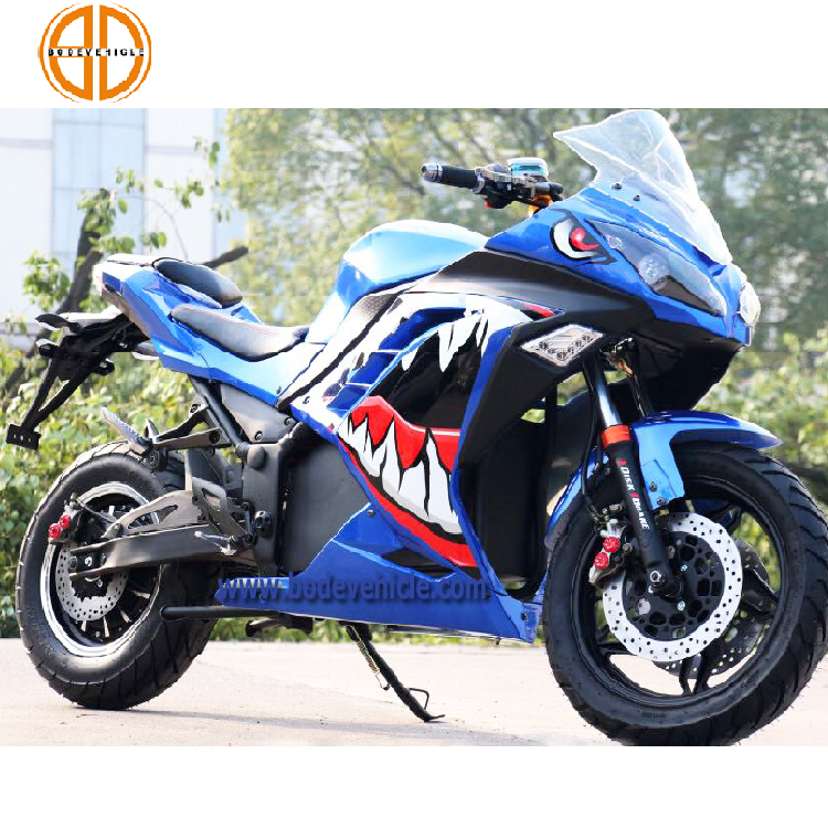 China New Electrical Racing Motor Bike for Sale Price 1000W 1500W 3000W