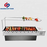 Indoor flame barbeque skewers bbq grills and accessories barbeque sets
