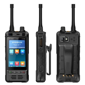 IP67 Rugged Waterproof Smartphone Android 6.0 Quad Core UHF Radio PTT Walkie Talkie 5000mAH Mobile Phone Discovery W5