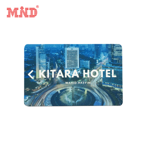 Printed 13.56Mhz S50 contactless RFID smart card