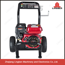 Zhejiang Self Service Gas Pressure Car Washer 6.5HP 3400R.P.M Honda Engine Equipment China Supplier LB-180B