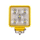 15W led driving light bars LED work light for trucks cars motorcycle.