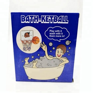 Kid Educationt Play and BasketballSlam Dunk Bedroom Bathroom Toilet Office Desktop Mini Basketball Decompress Game Gadget Toy