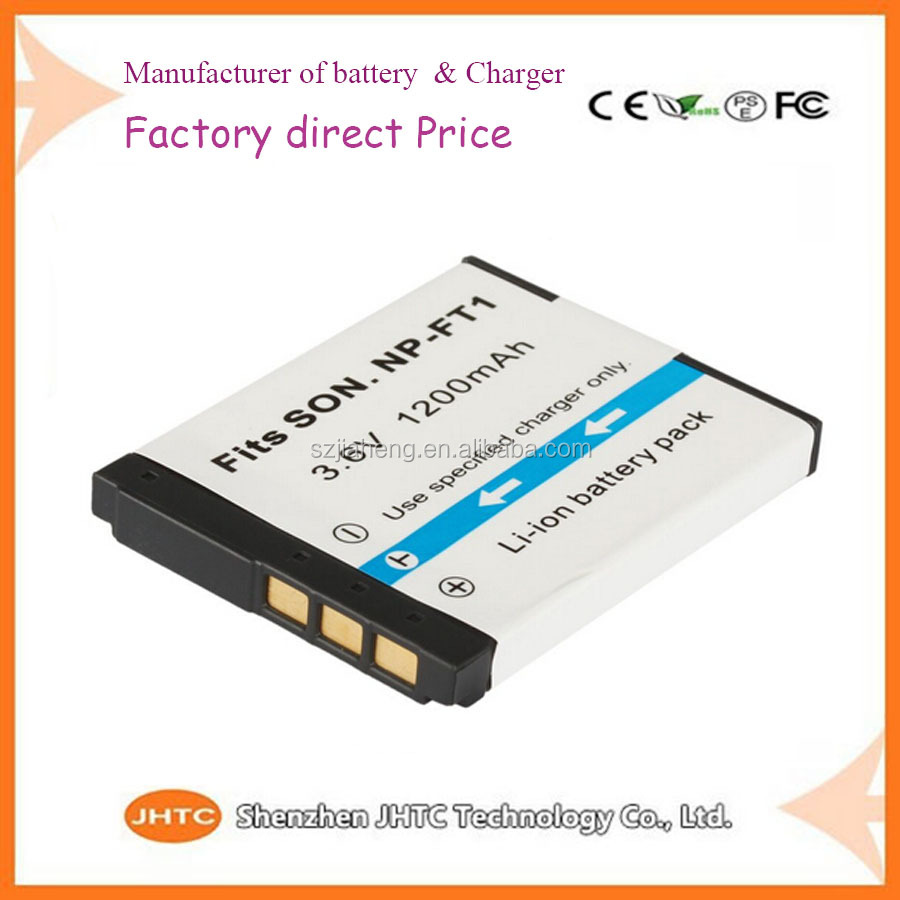 camera battery NP-FT1 for Sony Cyber-shot DSC series