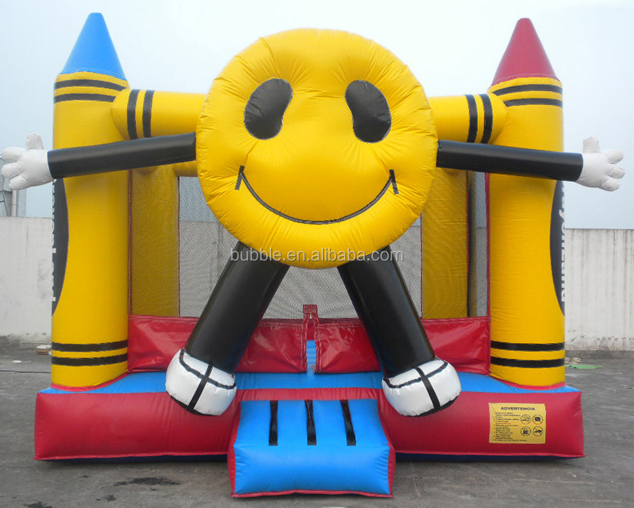 Amusement park inflatable fun city, inflatable bouncers for sale