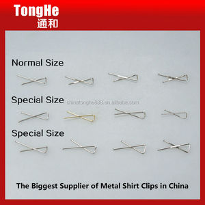Hot Selling X Shape Brace Metal Clip for Clothing