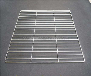barbecue wire mesh /barbecue grill netting/stainless steel BBQ grill(factory)