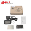Wholesale LED Car HUD Head Up Display With OBD2 Interface HUD w01high quality