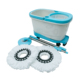 No Foot Pedal Rotating Refil Double Cleaning Tools with Bucket Mop