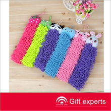 Chenille car household dual-use quality caterpillar car wash gloves cleaning towel