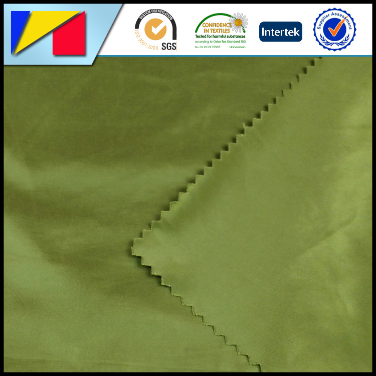 poly Bright Taffeta 100GSM twill