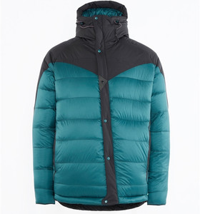 Factory Made High Quality Custom Outdoor Feather Down Jacket Men