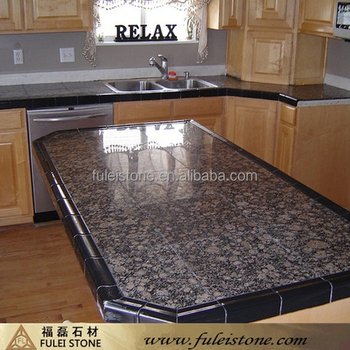 Baltic Brown Granite Kitchen Island Counter Top