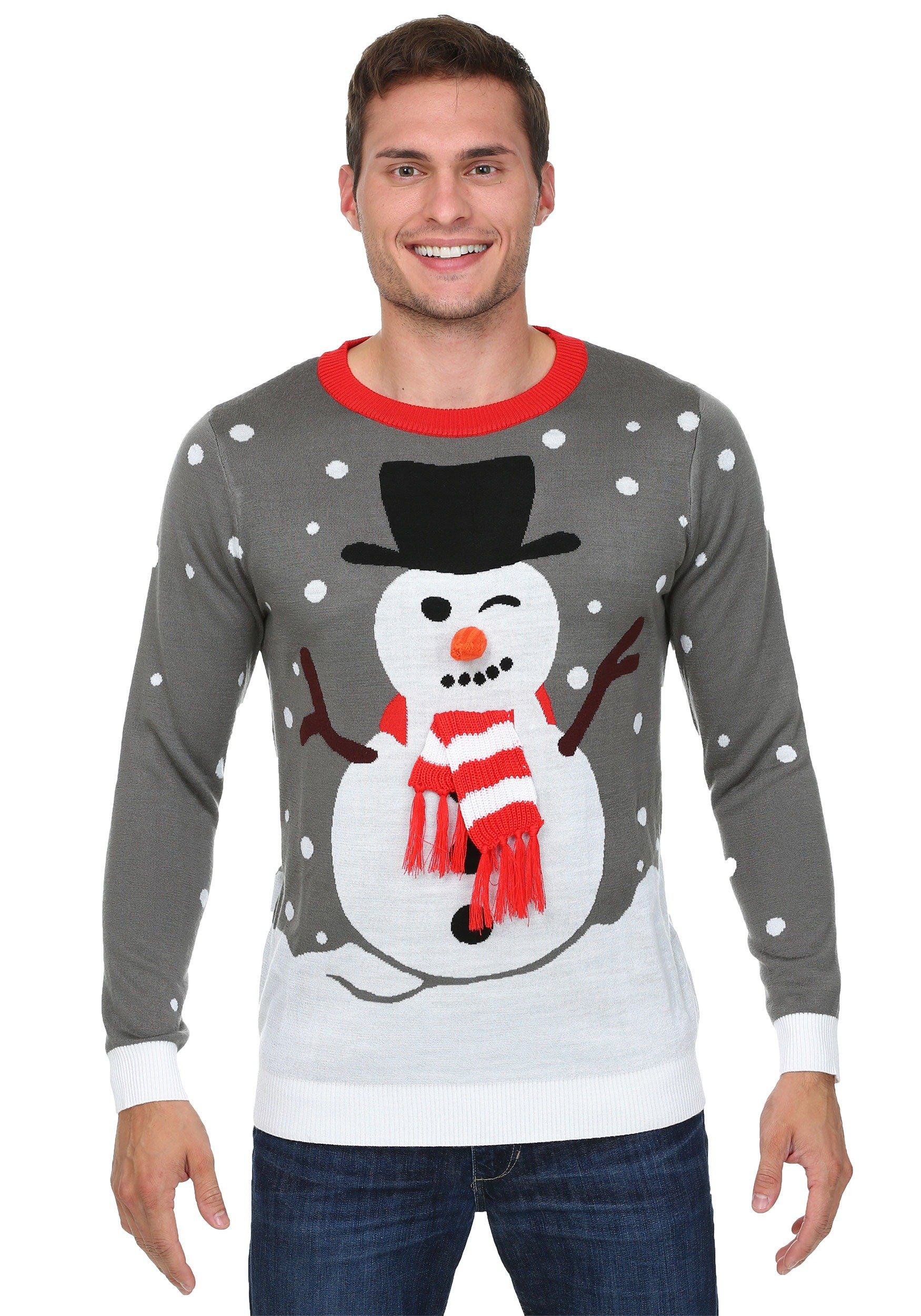 Cheap Snowman Christmas Sweater, find Snowman Christmas Sweater ...