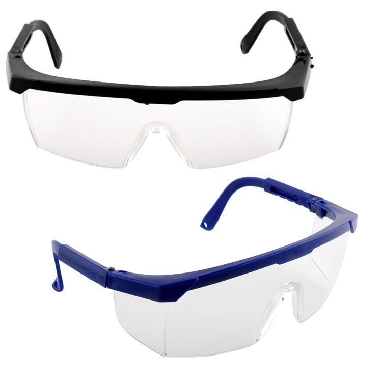 Airsoft очки прозрачной линзой PC защитные очки глаз защитные очки регулируемые ножки открытый путешествия спорт бесплатная доставка оптовая продажа