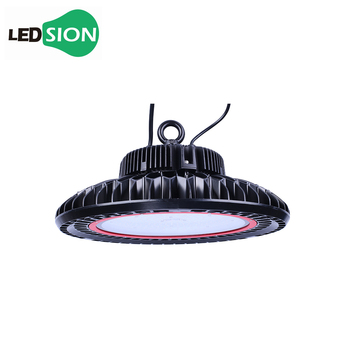 Us Canada Stocked 150w 200w 300w Ufo Led High Bay Light 480v 347v 1 10v Dim 5 Cord View Ledsion Product Details From