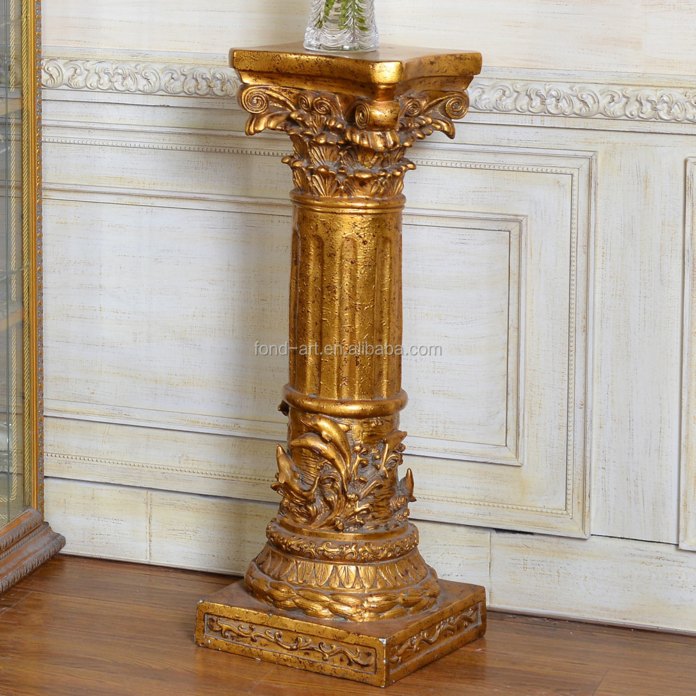 Pu838 antique pu romaine art pilier colonne pour d coration pilier id de prod - Decoration romaine antique ...