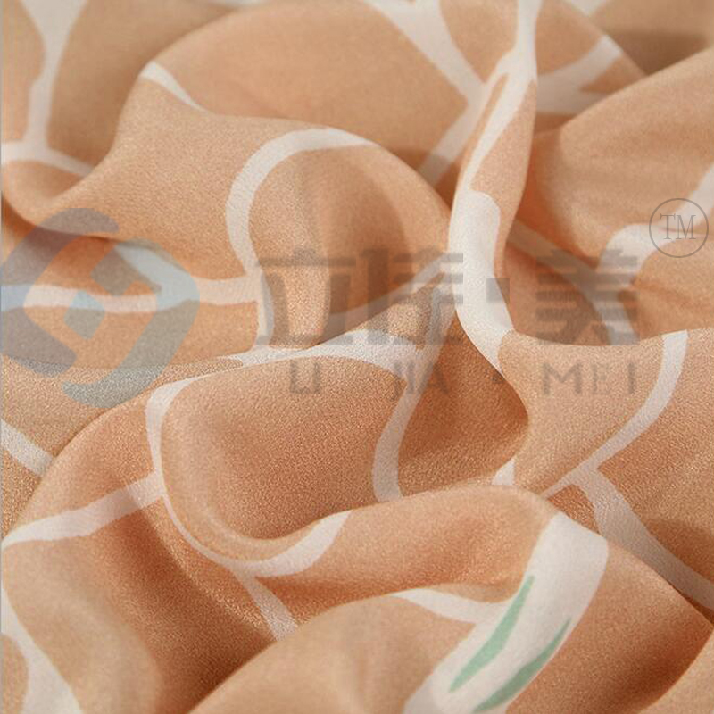 wholesale cheap customized digital printed 100% mulberry silk scarf fabric