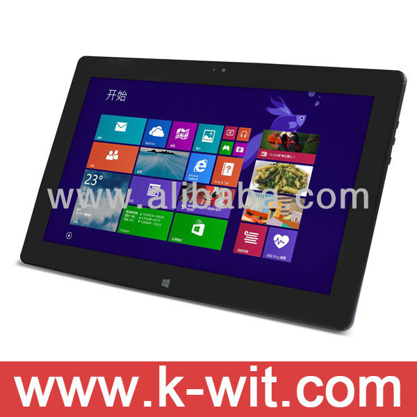 K-wit. Com mid-11601 Windows 8.1 e android dual sistema ultrabook 11,6 pollici 2g 32g Ubuntu metà tablet pc
