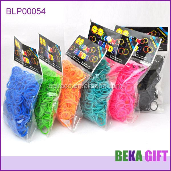 Crazy Loom Bands Kit Wholesale Best Quality Rubber Bandz Bracelet