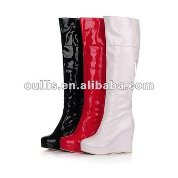 c773ceb0bd Ladies branco botas calçados femininos outono fornecedores dropship XWB5
