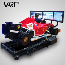 2020 Nieuwe Vr Arcade Machine F1 Racing Simulator <span class=keywords><strong>3d</strong></span> Racing Drie Screen 9dvr Games