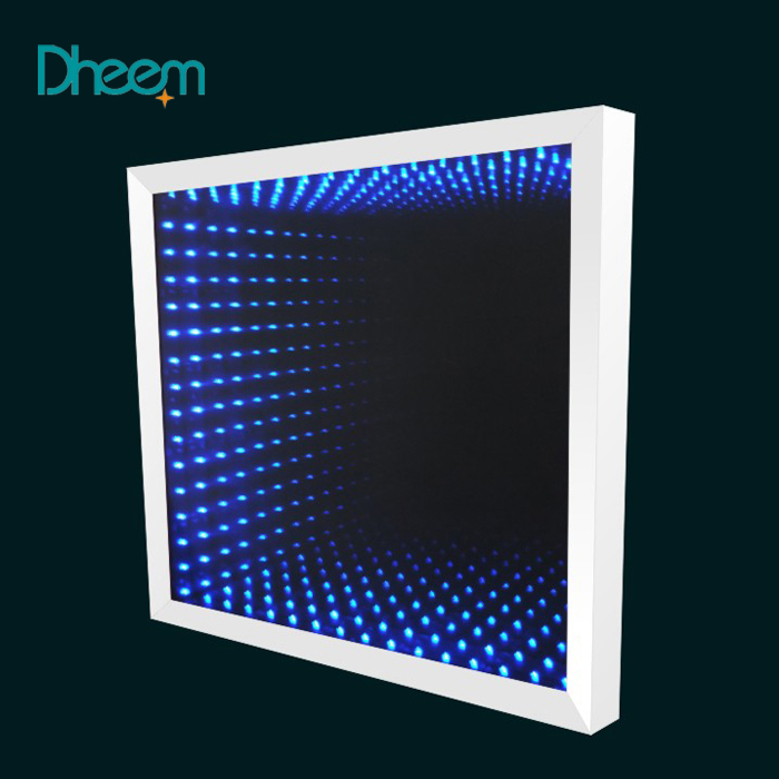 Decorative Colorful Led Infinity Mirror For Bar Buy